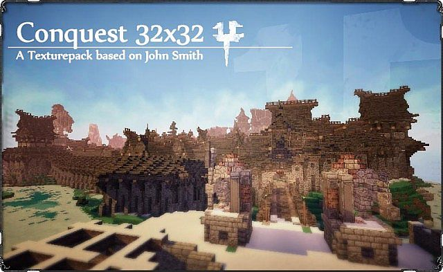 Conquest Resource Pack For Minecraft 111 1102