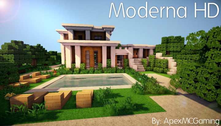 moderna resource pack for minecraft 1 11 texture packs